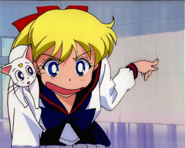 Sailor Venus/Minako Aino Gallery Minako51